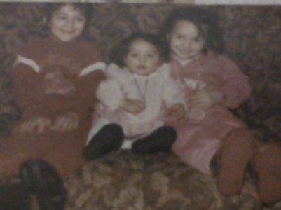 mon frére ,ma soeur et moi