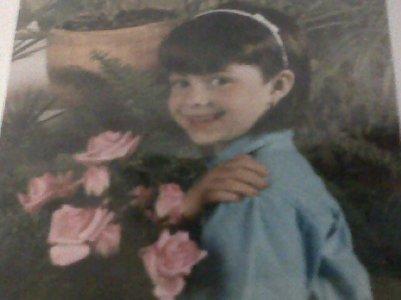 moi a 5 ans