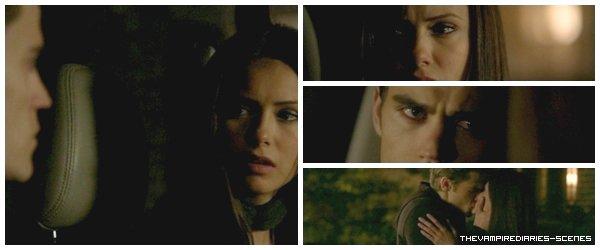 Elena et Stefan ♦ Saison 1 Episode 10 ♦ Le Point de non retour  Revivez cette scène en V.O