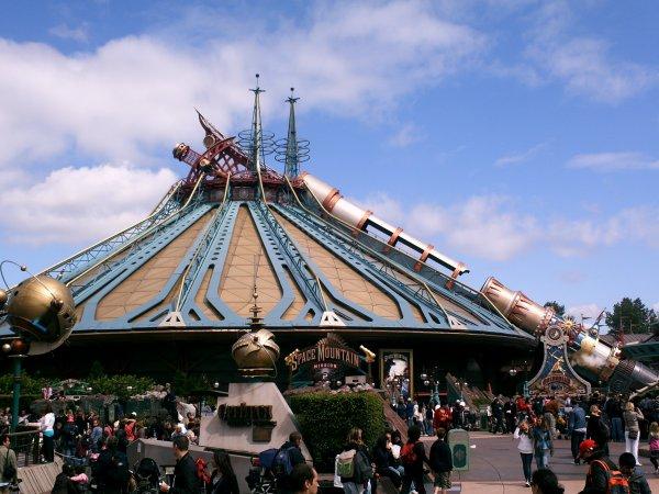 Journée Disney N°6 (Lundi 30 Aout 2010)
