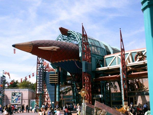 Journée Disney N°4 (Mercredi 28 Avril 2010)