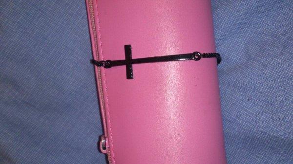 """Bracelet """"Croix"""""""