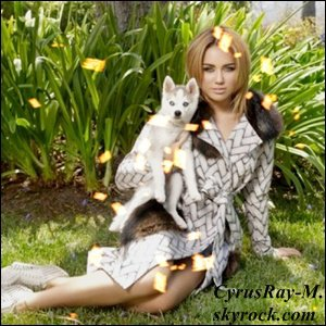 Miley Ray Cyrus ♥