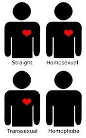Les homophobes DÉCRISER d'ici