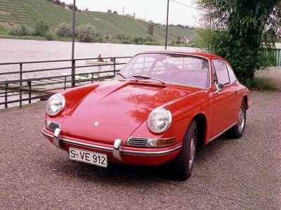 1966 : porsche 912