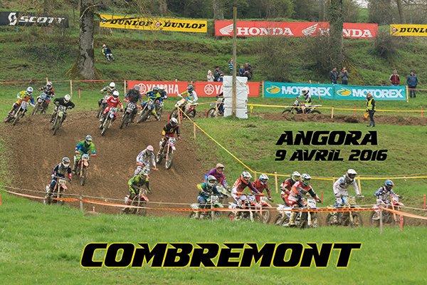 ANGORA Combremont 2016