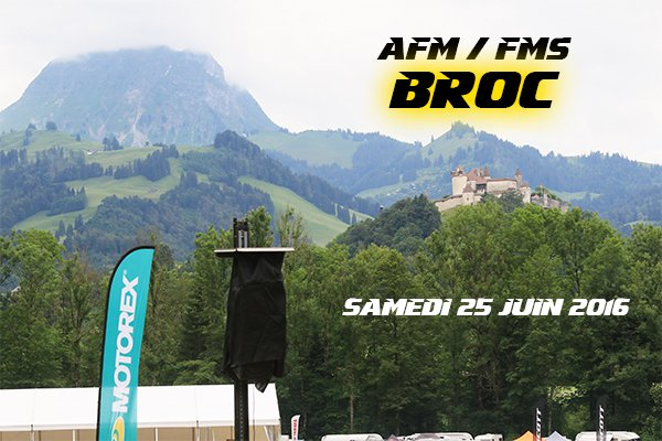 AFM/FMS Broc
