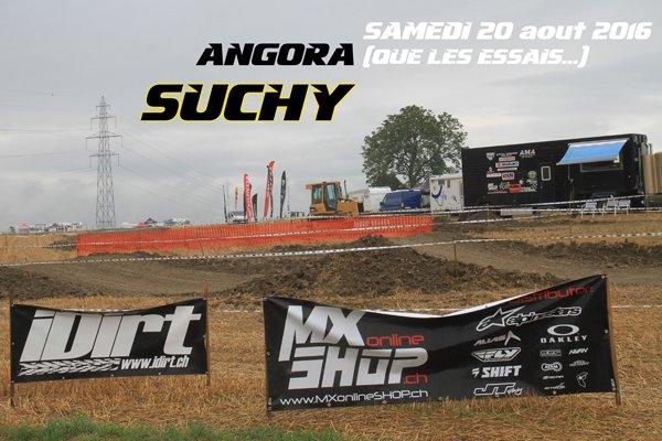 ANGORA Suchy (essais samedi) 2016