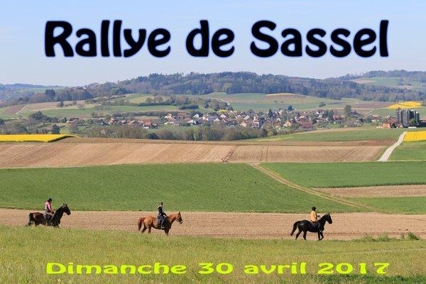 Rallye de Sassel 2017
