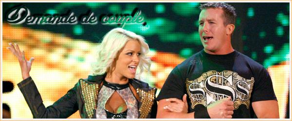 Les couple de la W.W.E !