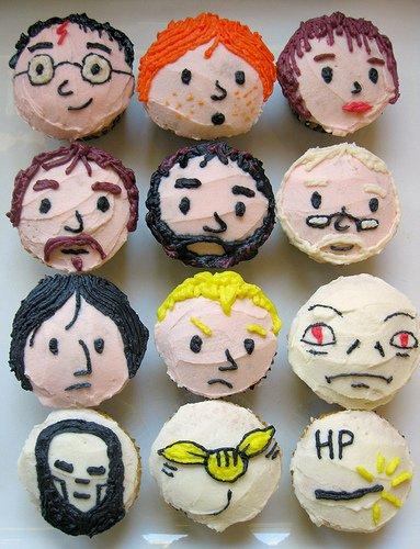 Hé regardez on à fait des gâteaux ! Talent caché vous dites ? Ouais c'pas faux ;)