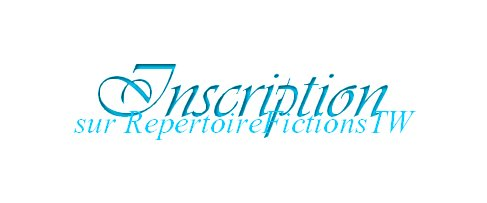 #Inscription
