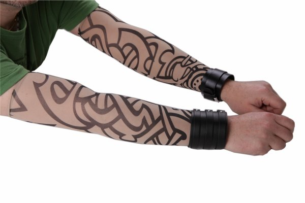 Manches tatouages