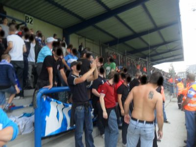 CS Visé - Antwerp (3 éme journée - 04/09/11)