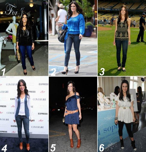 """. Quel est LA tenue """"décontracté"""" de 2009 ?______Vote pour la meilleure tenue de soirée ci dessous. ."""