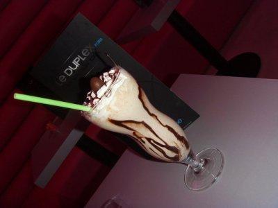 Venez decouvrir notre excellent Milkshake Chocobon hummmm ;-)