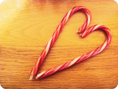 candy canes <3