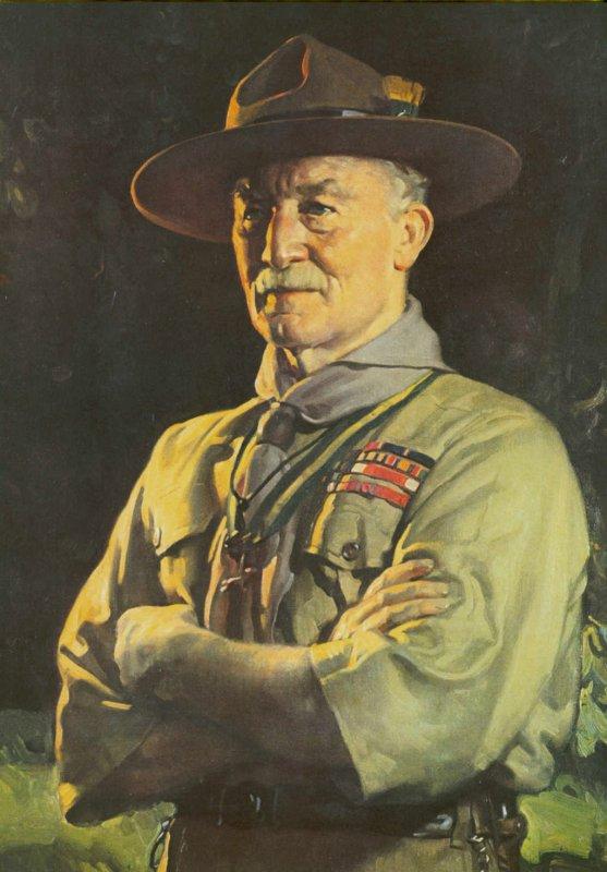 """Résultat de recherche d'images pour """"8 janvier 1941:«fin de piste»pour Baden Powell"""""""