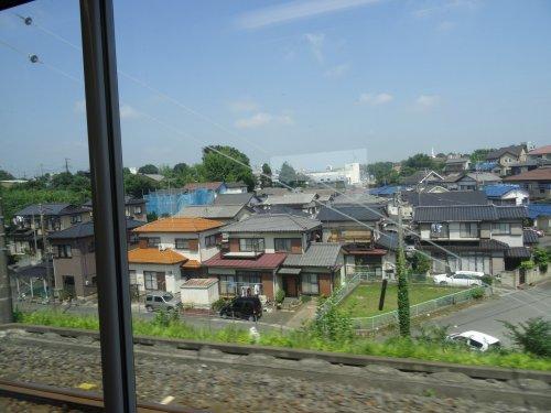 Samedi 26 Juillet - Arrivée au Japon