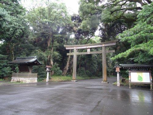 Dimanche 27 Juillet - Yoyogi, Harajuku