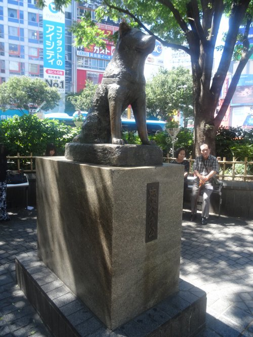 Mardi 5 Août - Shibuya, Omotesandô