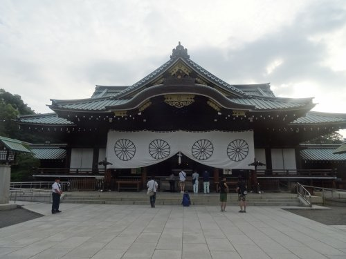 Vendredi 8 Août - Tokyo