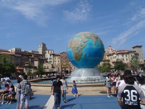 Mercredi 13 Août - DisneySea