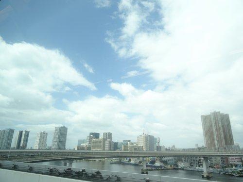 Samedi 16 Août - Odaiba