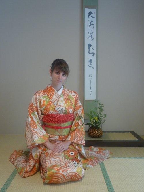 Lundi 18 Août - Kimono