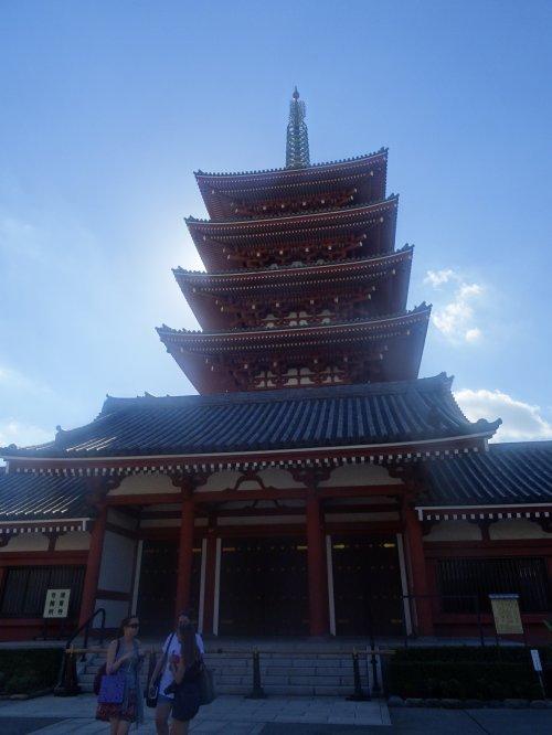 Mardi 19 Août - Asakusa