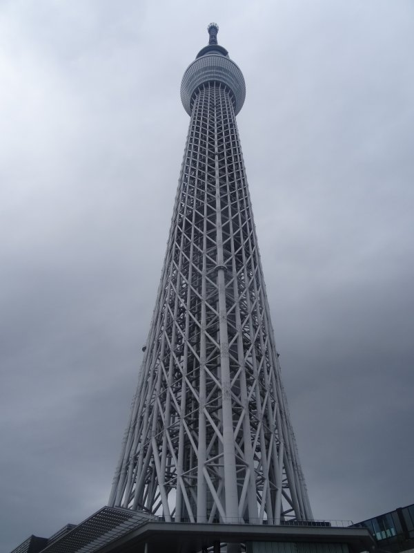 Tokyo Sky Tree & Halloween à Shibuya [31/10/2015]