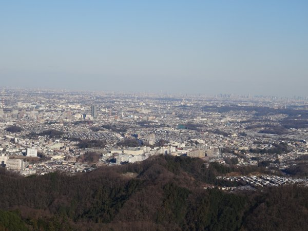 Randonnée au Mont Takao ! [25/01/2016]