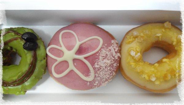 Dégustation #7 : Donuts de printemps !