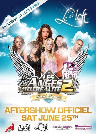 Danièla sera avec Juliz et Caroline au Loft Métropolis de Rungis le 25 juin