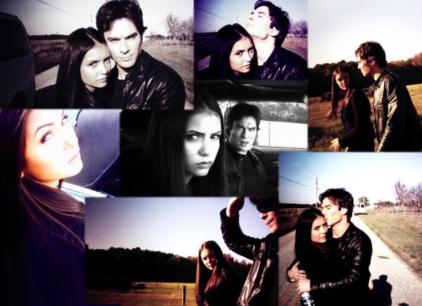:O quelle chanceuse cette Nina elle a droit a des baisers de tout le monde (Mason, Damon, Paul ...) & a le droit a de GROS hugg :)