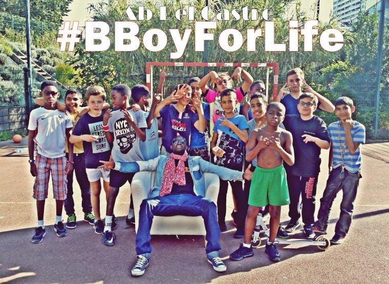 Par Foi mais Parfois #BBoyForLife / Rien Ni Personne ( Sonny Black Remix ) (2017)