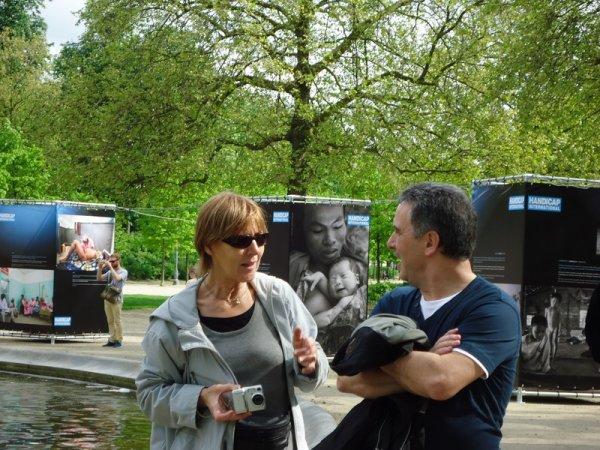 """Expo Bruxelles avec notre grande amie Solange """""""" Poèmes"""""""" qui était avec nous durant cette expo!"""
