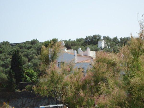 La maison de Dali a Cadaquès espagne!!