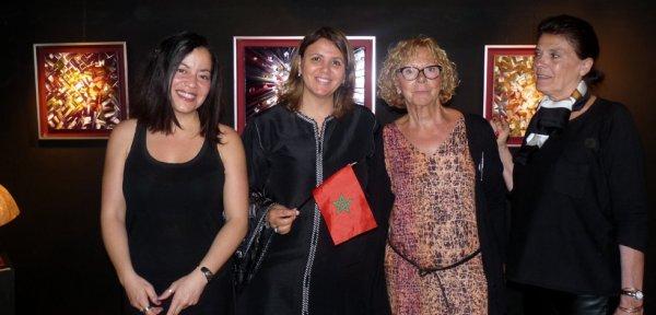 """Expo galerie """""""" Art'et miss''' Paris 3ème jusqu'a  fin juin"""