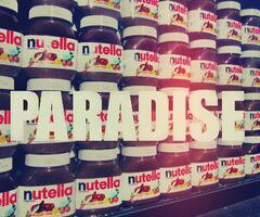 You are my paradise