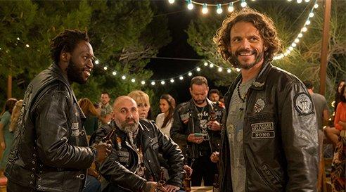 Saison 12 Episode 3 - Les bikers au camping