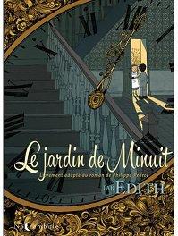 Le Jardin de minuit : un beau livre pour enfants