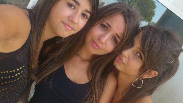 Alex , Marie & Moi
