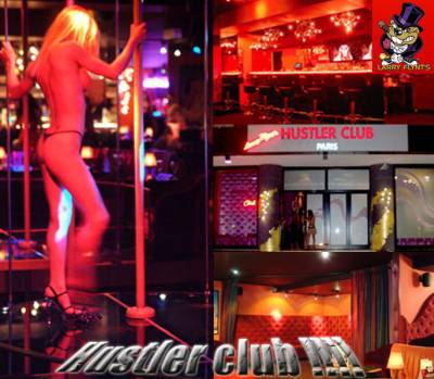 Club hustler paris