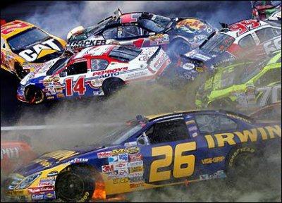 PRESENTATION DE CE QU EST LA NASCAR