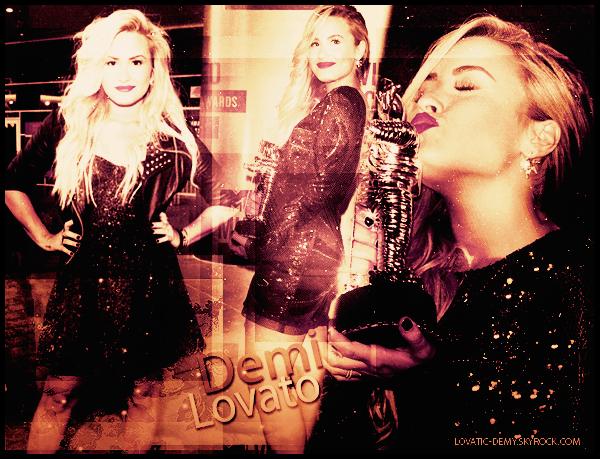 • Suit jours apres jours l'actualitée de Demetria Lovato ♥