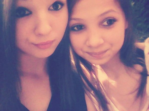 Ma P'tite Soeur & Moi !! ♥♥♥