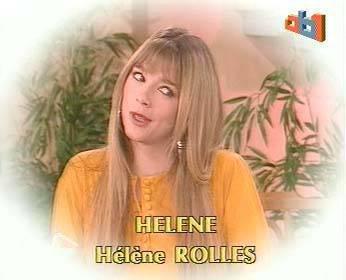 les filles de la serie héléne et les garçons