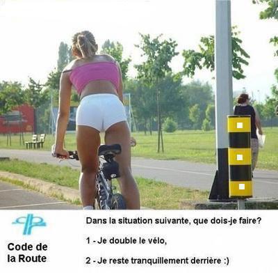 test du code de la route !!!