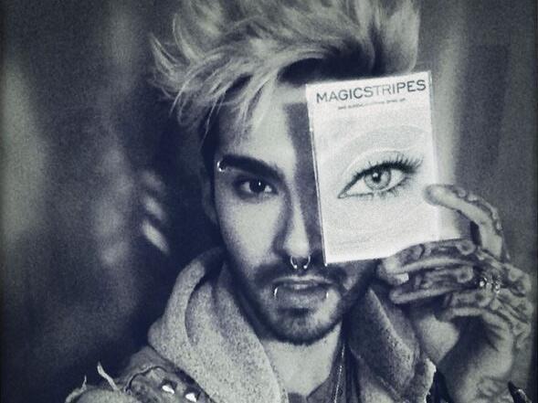 Le blog de Tokio Hotel : « Magicstripes ! »